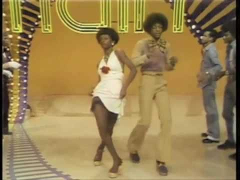 Papa Was A Rolling Stone. Cats dig the disco moves in the video...
