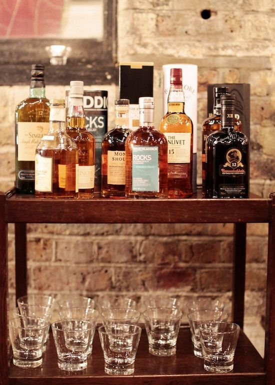Brown Liquor Bar = Where its at.