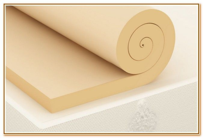 Sofa Bed Memory Foam Mattress Topper