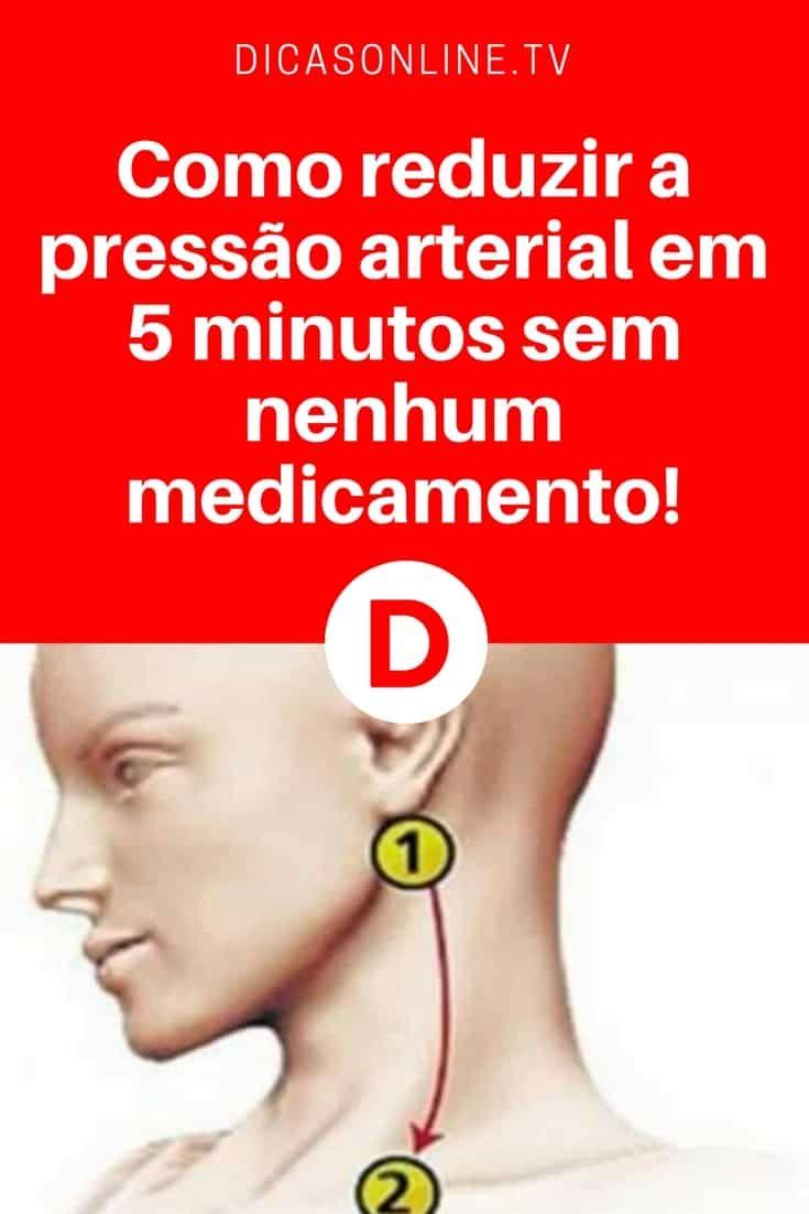 Reduzir pressao arterial | Como reduzir a pressão arterial em 5 minutos sem nenhum medicamento! | É muito simples e totalmente natural. Aprenda ↓ ↓ ↓