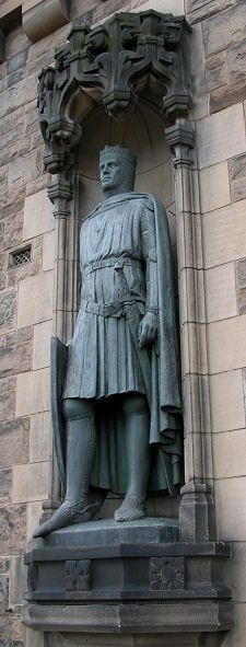 Scotland gained independence in 1314, after Robert the Bruce defeated the English army at the Battle of Bannockburn
