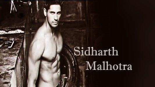 Sidharth Malhotra Hot HD Wallpapers
