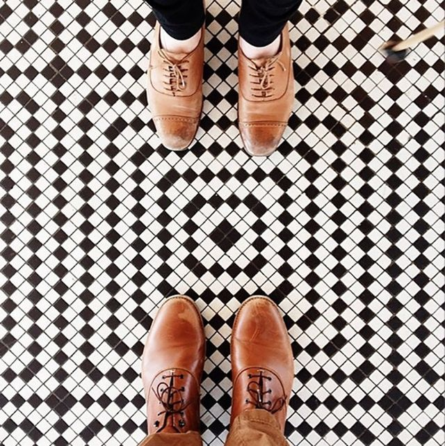 I have this thing with floors. (via Bloglovin.com ) -★-