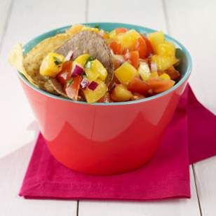 , Appetizers Recipes, Summer Peaches Salsa, Summer Dips, Peach Salsa ...