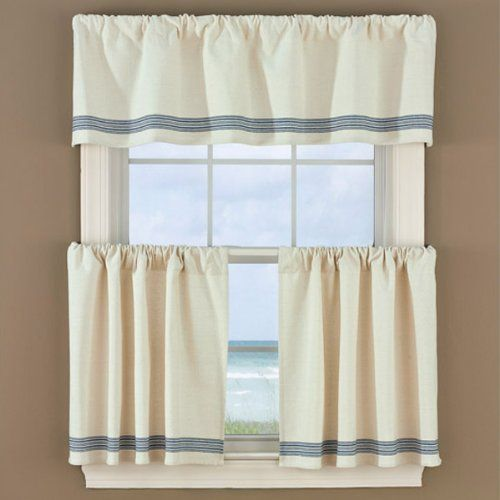White Kitchen Curtains Amazon Com: Kitchen Valances, Curtain Valances And Window Toppers