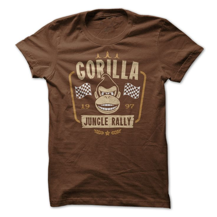 Jungle Rally. Clever, Funny Nerdy, Geeky Quotes, Sayings, T-Shirts, Hoodies, Tees, Clothing, Gifts.