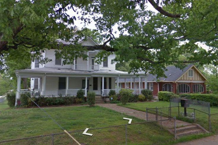 """Madea Simmons' House"", 1197 Avon Ave SW, Atlanta, GA 30310: every Tyler Perry ""Madea"" film."