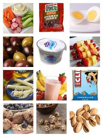 High Protein Vegan Snack Foods