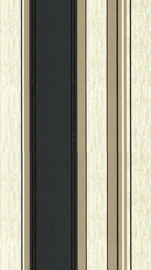 Synergy Striped Wallpaper Cream Gold Black M0909 Stripe Wallpaper Cream Striped Wallpaper Gold Striped Wallpaper