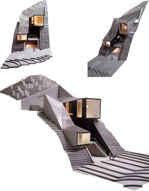 The-concept-of-modern-house-on-the-edge-of-a-cliff