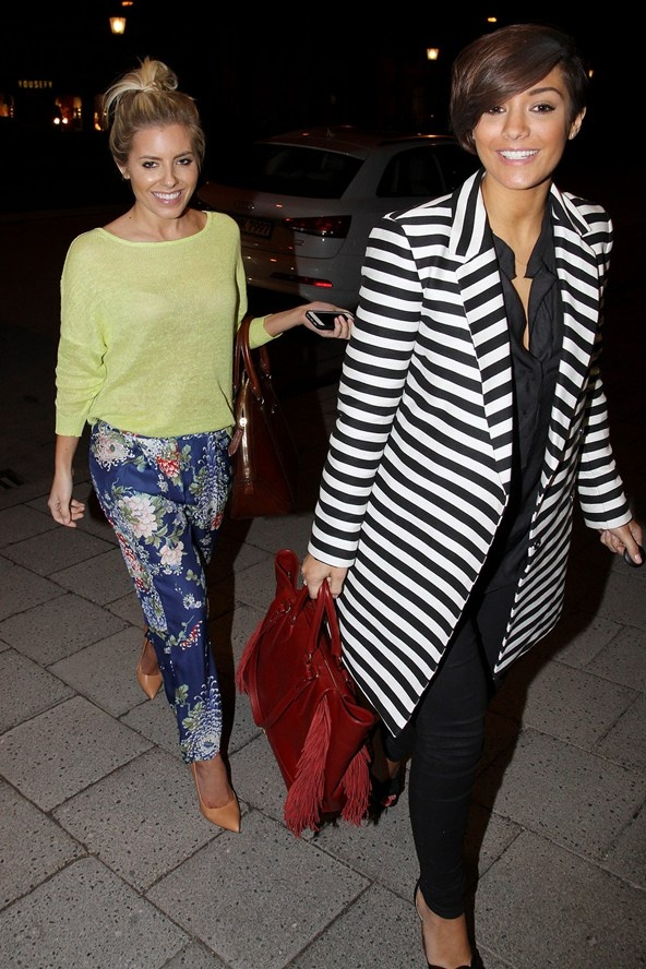Mollie King Frankie Sandford