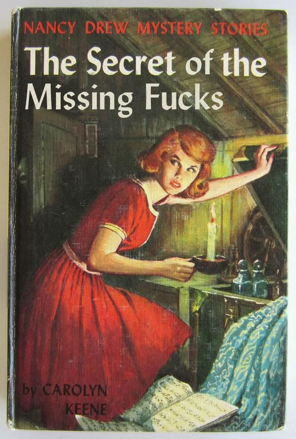 """the secret of the missing fucks"" - Google Search"