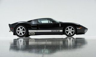 The First-Ever Functional Prototype of the Ford GT Is Now Being Auctioned