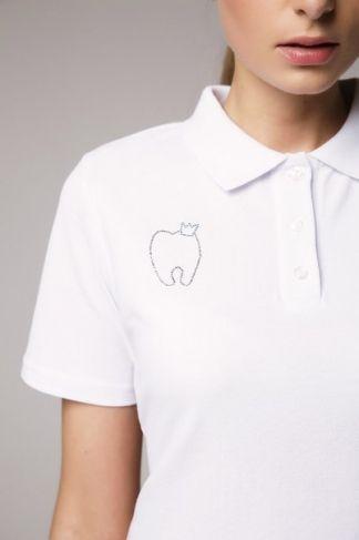 Поло для стоматолога #медицинская #одежда #для #стоматолога