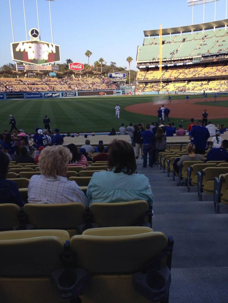 100% fan supported. Upload your photos from Dodger Stadium to share with other Los Angeles Dodgers fans.