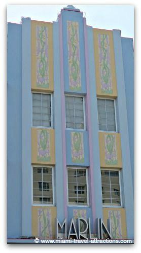 Miami Art Deco District: The Marlin
