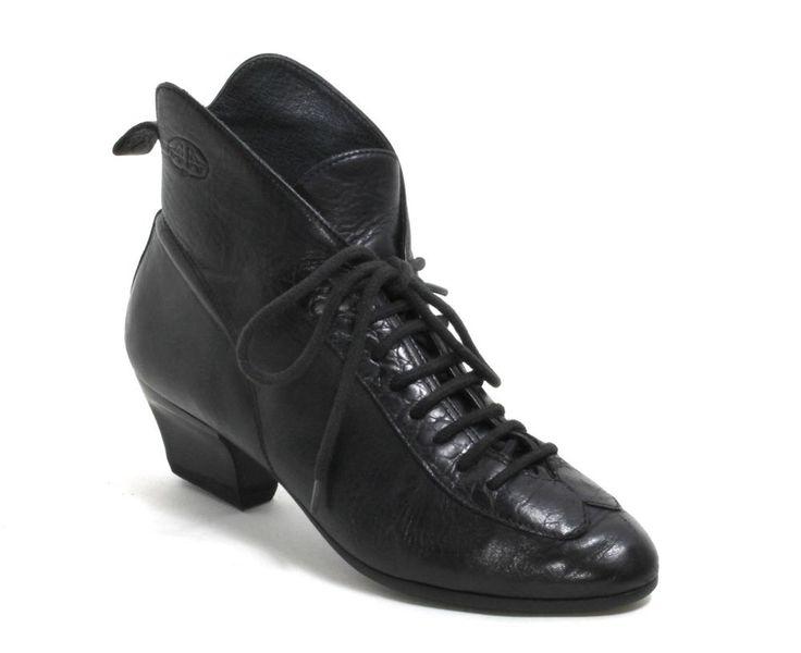 Schnürstiefeletten Gothic Leder Schnürschuhe Vintage Twiggy 50s Boyfriend 37 | Kleidung & Accessoires, Damenschuhe, Halbschuhe & Ballerinas | eBay!