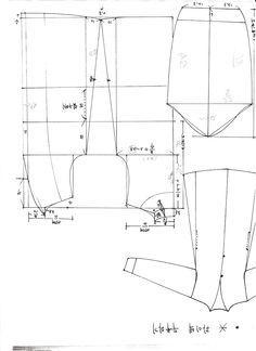 하이넥두루마기 - 여자생활한복만들기 - 맨드리생활한복