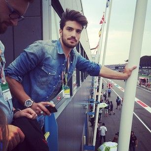 #marianodivaio at #assen #motogp with #gasjeans crew for #gasgoesfast digital project...more at http://live.gasjeans.com/