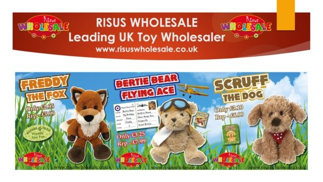 Risus Wholesale Stock Thousands Of Children S Novelty Toys Party
