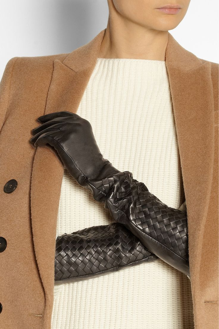 Black leather gloves brisbane - Black Leather Gloves Brisbane 17