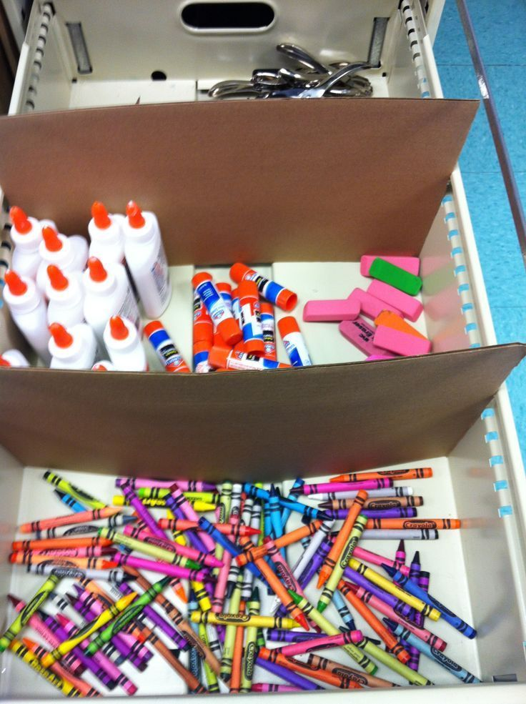 Organizing the Frugal Classroom, Part 1