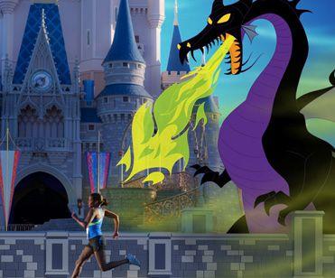 Disney Marathon...one day.....if I don't die doing the princess half marathon first.  :)