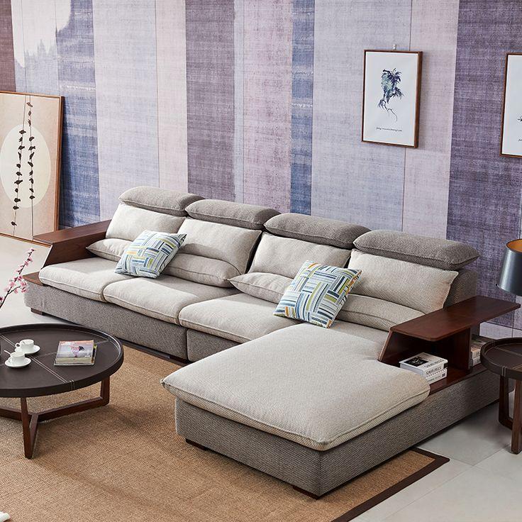 8812 Fabric Sofa Set Living Room Sofa Furniture Corner Sofa Sets Home  Furniture Sectional Sofa Modern Part 76
