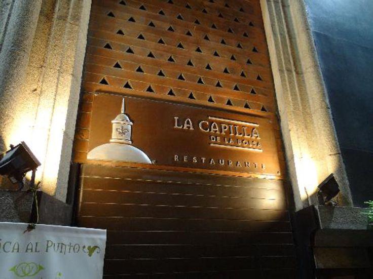 La Capilla de la Bolsa by Aurora Gámez