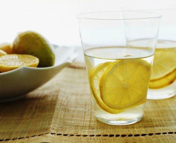 Детокс диета - лимон