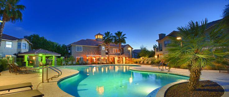 Villas Hampton Apartments Mesa Az