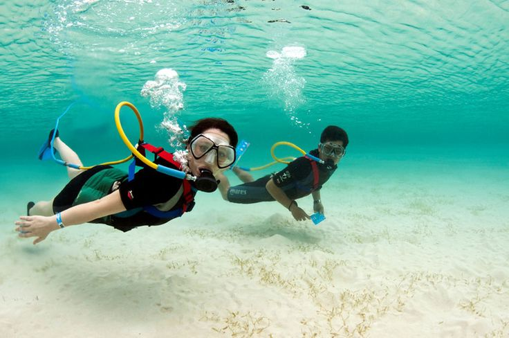 Scuba Diving is mode of underwater diving and breath underwater. You can try scuba diving in Mauritius with Kosta Resort. Kosta Resort is a famous resort (Villas) in Mauritius that organizes many activities like scuba diving.