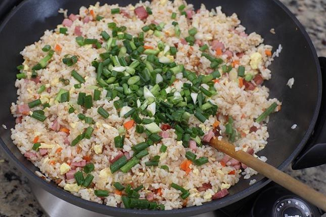 Authentic Chinese Pork Fried Rice | ... Pork Fried Rice recipe. It's the perfect side for any Asian-inspired