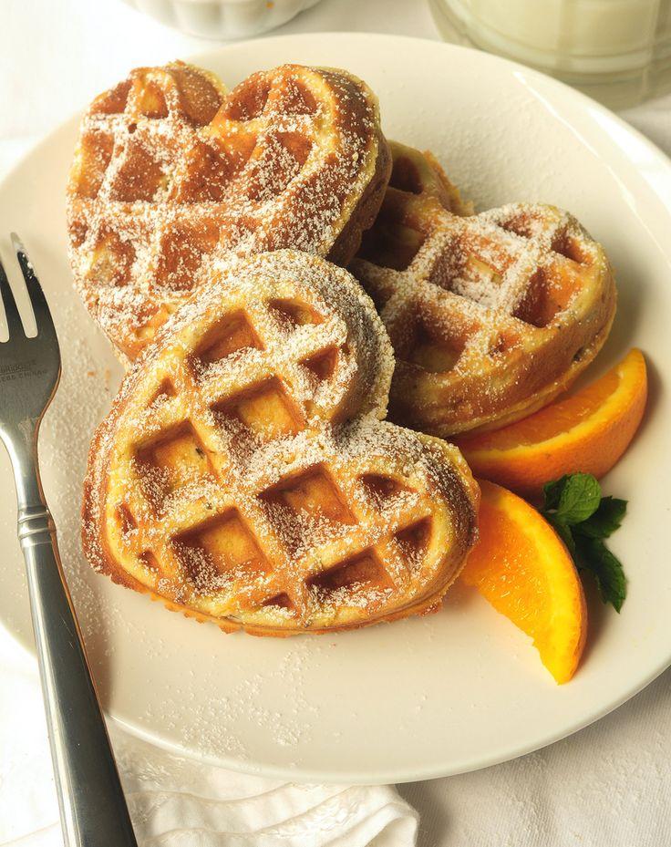 Valentine's breakfast idea!