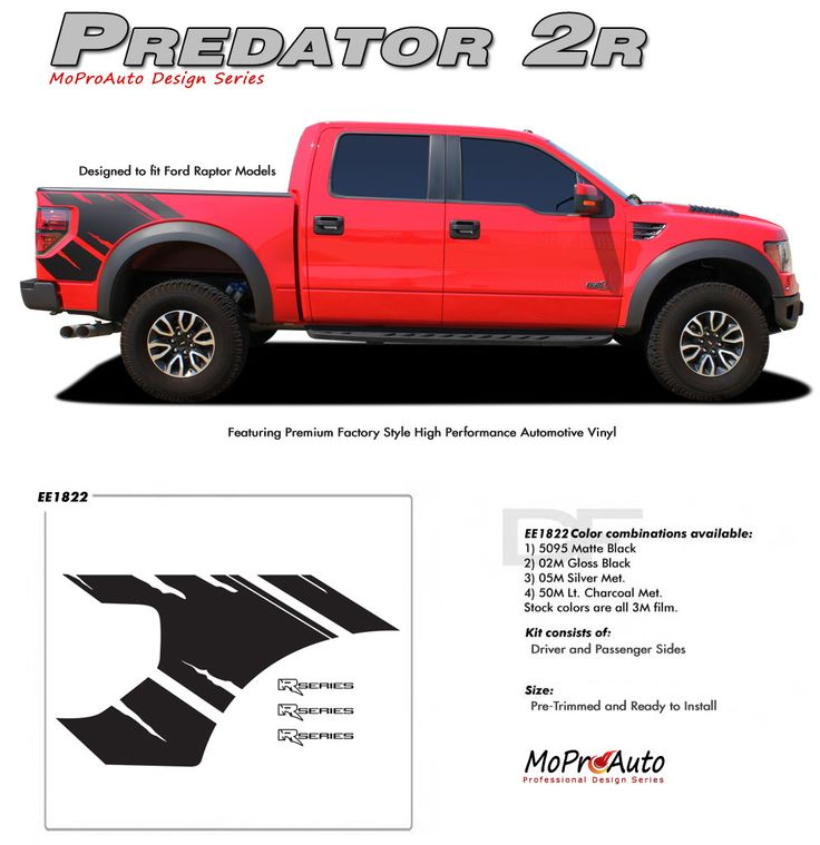 Best Stuff To Buy Images On Pinterest Decals Raptors And Truck - Truck bed decals customford f vinyl graphics for bed fender