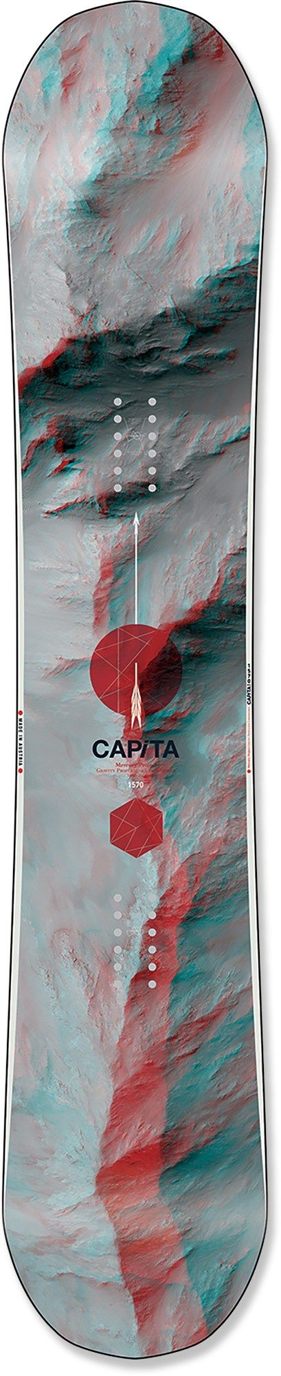 Capita Male Mercury Snowboard /2016