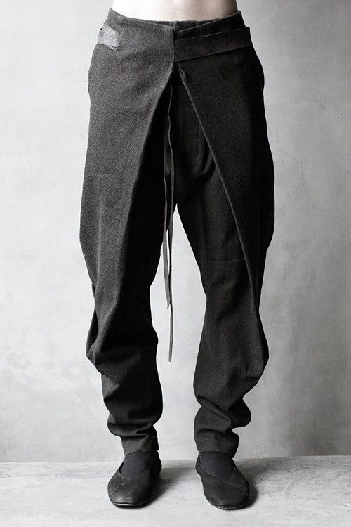 InAisce - Pantalones tipo asiático