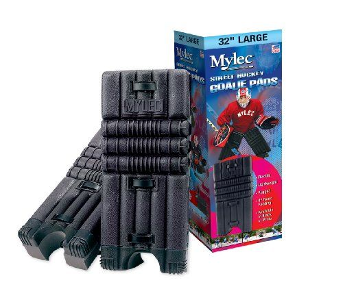 Mylec Goalie Pads - http://hockeyvideocenter.com/mylec-goalie-pads/