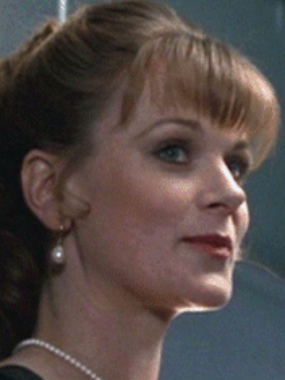 Samantha Bond (Miss Moneypenny)