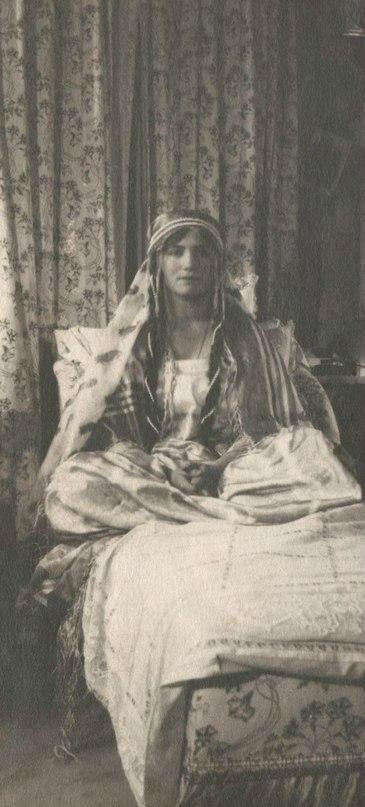 Rare photo of Grand Duchess Marie.