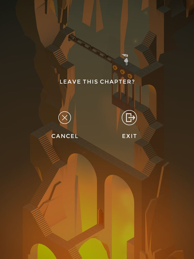 Forgotten Shores | Pause > Exit  | UI, HUD, User Interface, Game Art, GUI, iOS, … – Gameart/3Ds Max