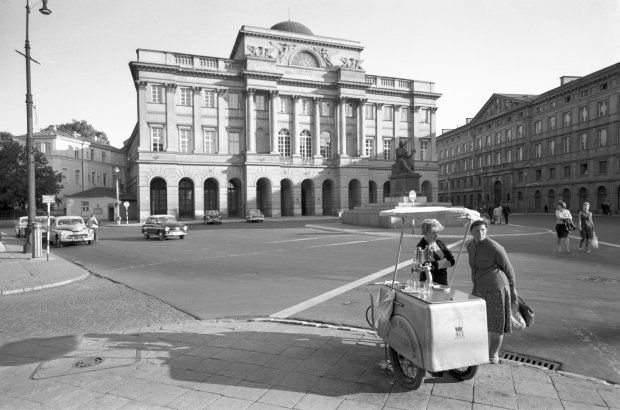 Warszawa Siemaszki - lata 60-te