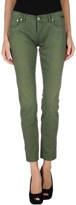 RA-RE Casual pants - Shop for women's Pants - Military green Pants