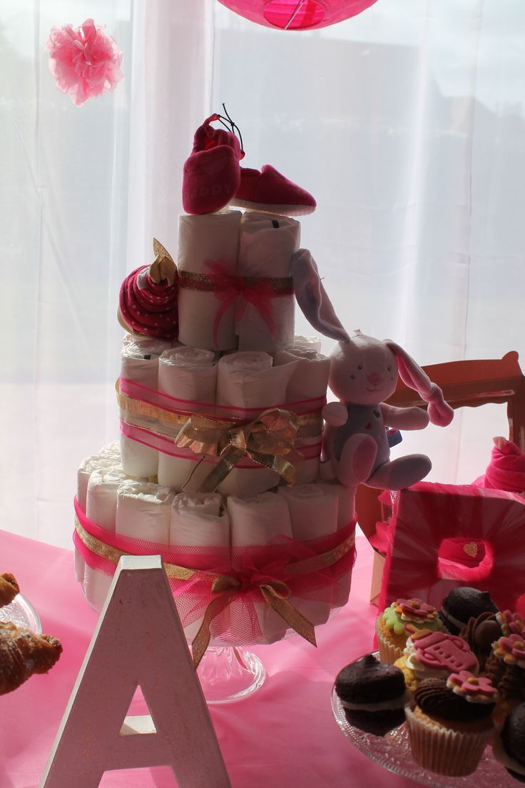 Le gâteau de couches