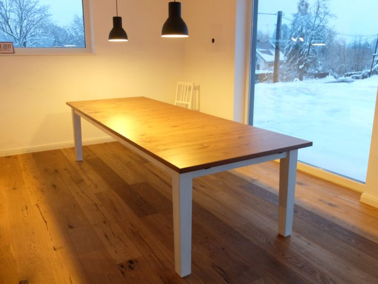 22 best images about table on pinterest home projects for Table 6 personnes ikea