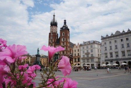 Krakow, architecture
