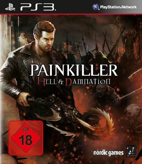 Painkiller Hell And Damnation - Download game PS3 PS4 RPCS3