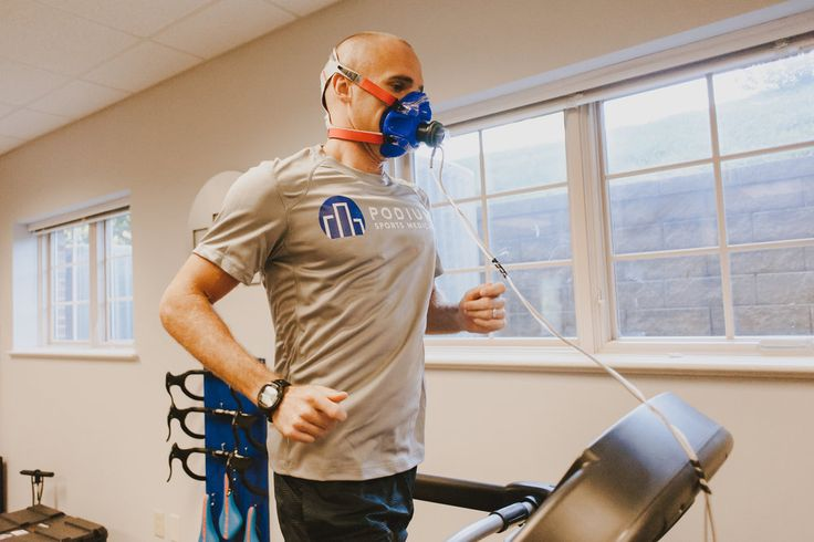 Podium Sports Medicine - VO2max and Lactate Threshold Testing