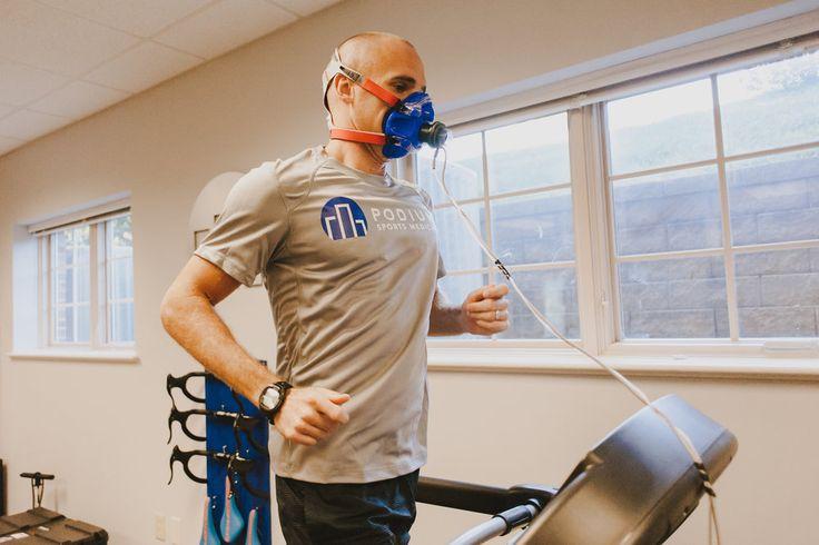 Podium Sports Medicine - VO2max and Lactate Threshold Testing