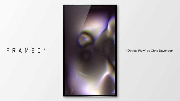 Optical Flow by Chris Davenport for FRAMED* http://frm.fm/en/gallery/2013/06/17/1... Built using MSA Fluid, Optical Flow is an interactive fluid that uses ag...